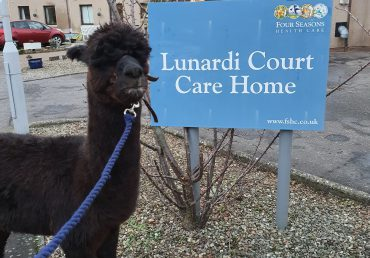 Visit to Lunardi Residential Care Home