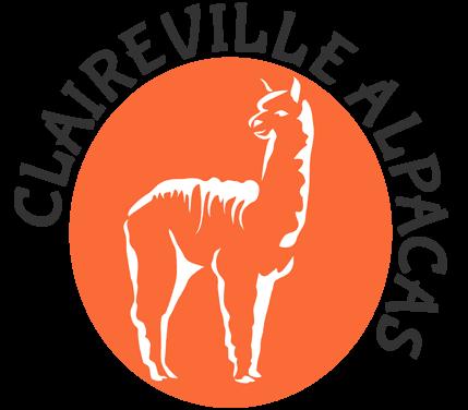 Claireville Alpaca logo